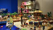 46-jarige bouwt kelder speciaal voor zijn Playmobilverzameling