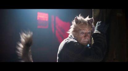 """Critici niet mals voor 'Cats': """"Een lelijke, stinkende zwerfkat die je zeker niet in huis moet halen"""""""