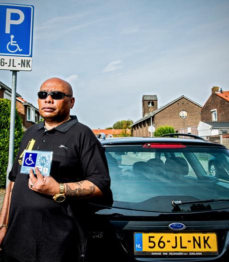 Capellenaar strijdt voor parkeerplek