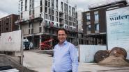 """Op stap door de werf van veelbesproken 'Quartier Bleu' met ontwikkelaar Philippe Onclin: """"Hasselt wordt opnieuw de winkelhoofdstad van Limburg"""""""