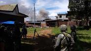 Filipijns gevechtsvliegtuig mist doel: twee soldaten dood, elf gewonden