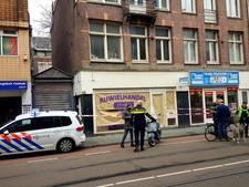 Aanhoudingen na overval Jan Evertsenstraat
