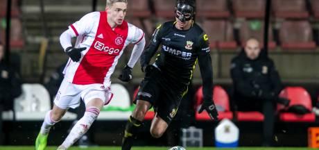 Samenvatting   Jong Ajax - Go Ahead Eagles