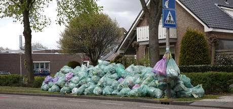 Verwarring om afvalberg in Numansdorp