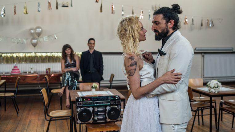 Regie Fatih Akin Met Diane Kruger, Denis Moschitto, Johannes Krisch, Samia Chancrin, Numan Acar 106 min., in 32 zalen Beeld rv