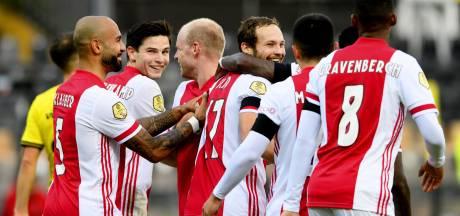 Monsterzege Ajax valt op in Spanje: Marca verwijst naar WHC Wezep