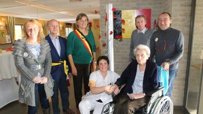 Senioren Vondelhof herdenken WOI met eigen kunstwerk