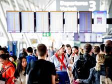 Meer passagiers dan ooit op Schiphol in juli