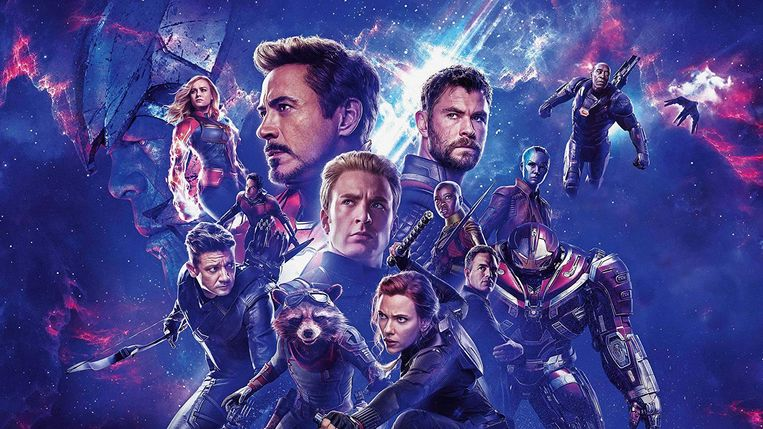 'Avengers: End Game' breekt records