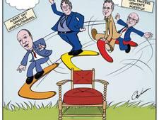 Wethouders die terugkeren in de politiek, 'De kiezer kan ons nog niet missen'
