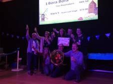 Bora Bora wint de Geffense Kwis