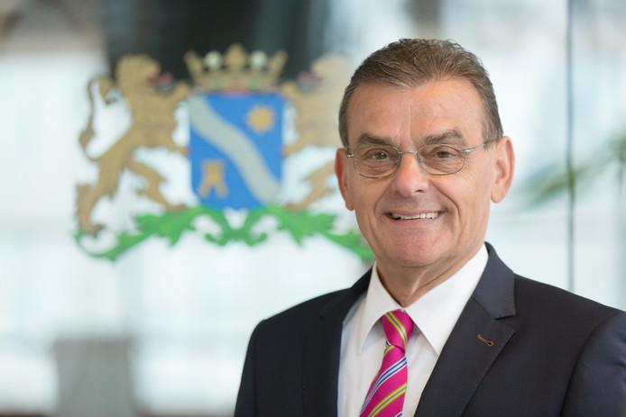 Wethouder Gerard van As.