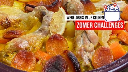 Op wereldreis in je keuken - Marokkaanse tajine met abrikoos