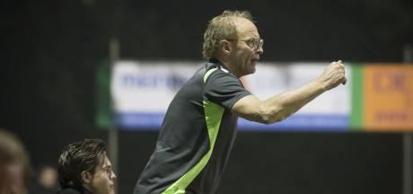 Gerard Bos langer trainer van SV Enter