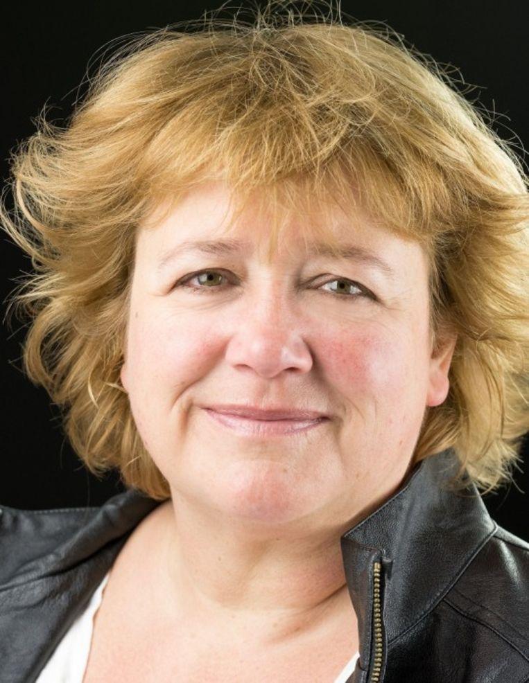 Sandra van Thiel. Beeld Erasmus Universiteit