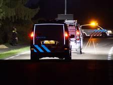 Dode gevonden op fietspad in Braamt, betrokken automobilist spoorloos