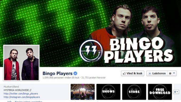 Bingo Players Maarten (links) en Paul. Beeld Screenshot Facebook