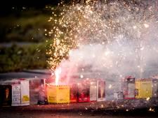Geen vuurwerkverkoop op Oudjaarsdag