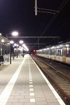 Sprinter vanuit Oss/Den Bosch richting Nijmegen vaakst te laat op station Wijchen