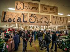 Local Sunday Market in Enschede afgeblazen vanwege slecht terrein
