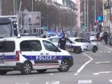 'Verdachte terreuraanslag Straatsburg uitgeschakeld'