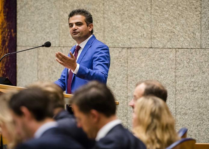 Tunahan Kuzu (DENK) heeft een debat aangevraagd over de chroom-6-affaire in Tilburg. Hij vraagt het kabinet nu ook om een reactie over de voorgestelde schadevergoeding voor slachtoffers.
