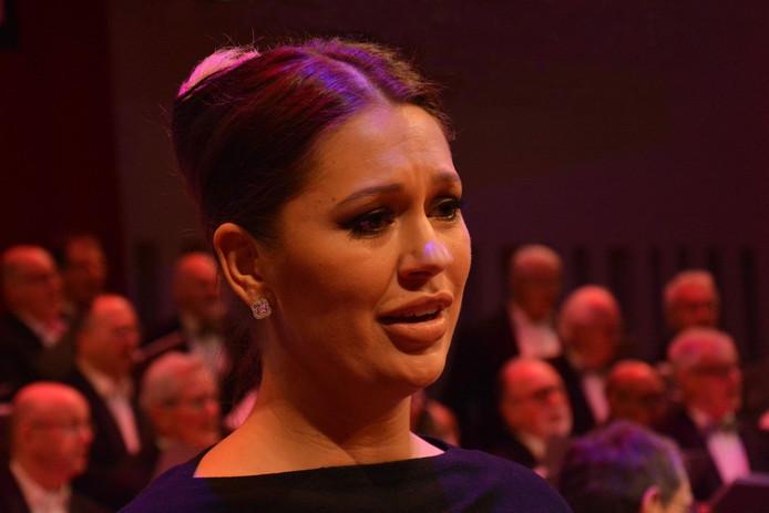 Operazangeres Josephina Hoogstad, studente Fontys Hogeschool voor de Kunsten