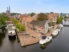 De Vereeniging III krijgt vaste ligplaats aan Stoombootkade