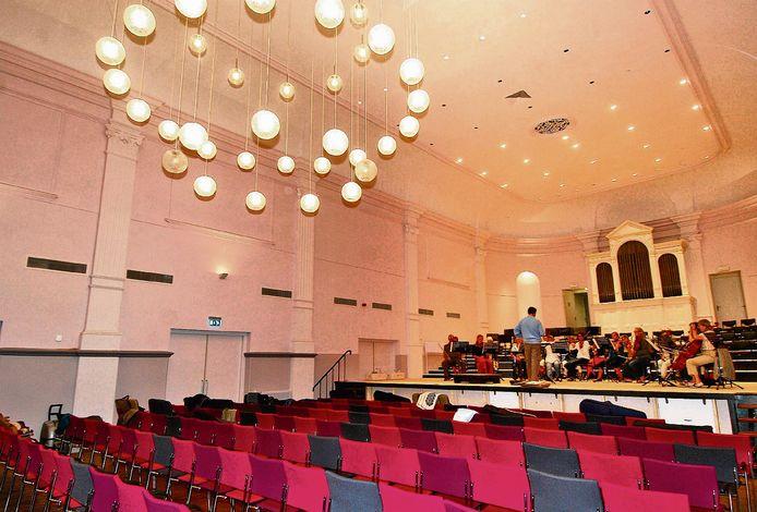De Zeeuwse Concertzaal in Middelburg