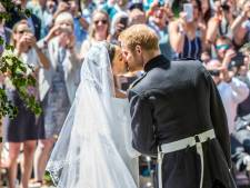 """Une invitée raconte le mariage de Meghan et Harry: """"J'étais extrêmement anxieuse"""""""