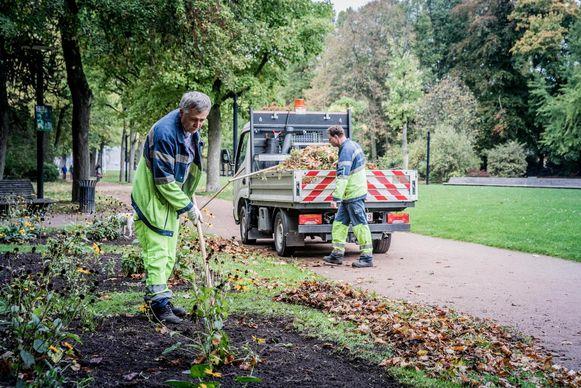 Extra personeel voor de Groendienst zal 350.000 euro kosten.