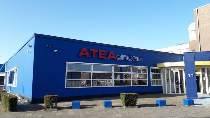 Het gebouw van Atea in Breda.