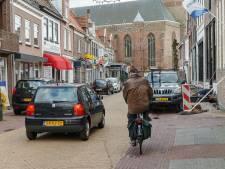 Eénrichtingsverkeer in Hoogstraat Hasselt, als het aan het college ligt