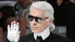 De eerste reacties op overlijden Karl Lagerfeld