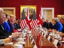 Trump pour un grand accord commercial avec le Royaume-Uni