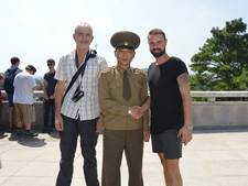 Noord-Koreatrip Arnhemmers op Japanse tv