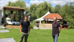 Amper trouwfeesten deze zomer, maar Kattebroek blijft actief dankzij pop-up samen met Delicious Deep