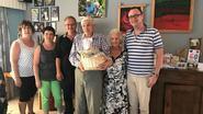 Georges en Nadia vieren 60ste huwelijksverjaardag