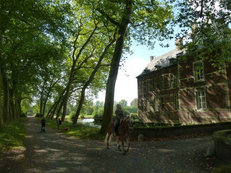 De Krekelwei in Bilzen: Dit is echt 'back to nature', want je logeert in het midden van de natuur en ook de biologische moestuin en een boomgaard ontbreken niet