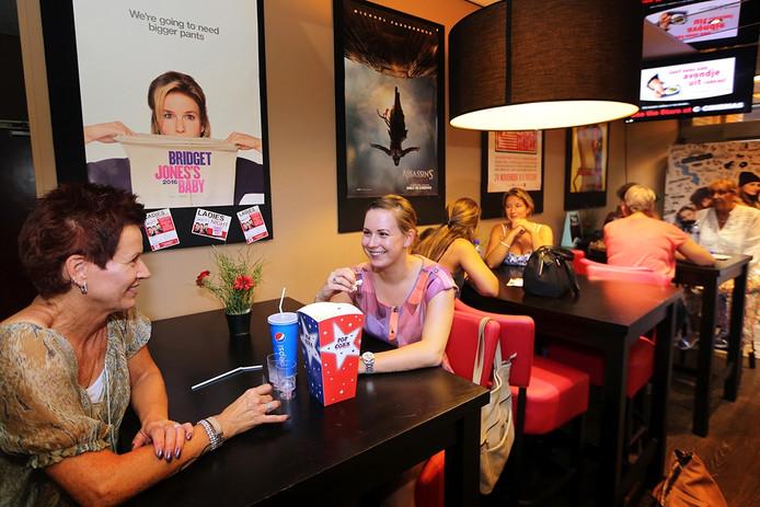 Ladies night bij City Bioscoop in Roosendaal met voorvertoning van de nieuwe Bridget Jones film