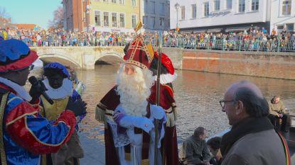 Sint lokt meer volk dan vorig jaar