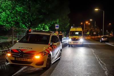 Bejaarde (79) naar ic nadat auto haar lanceert en meesleurt in Breda, politie zoekt doorrijder en deelt beelden