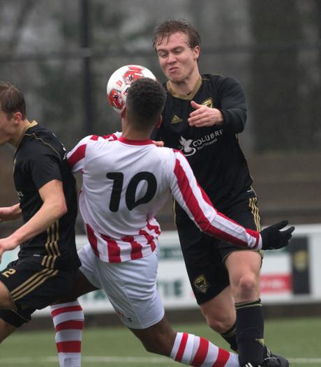 Bevrijdende zege FC Winterswijk op Bemmel