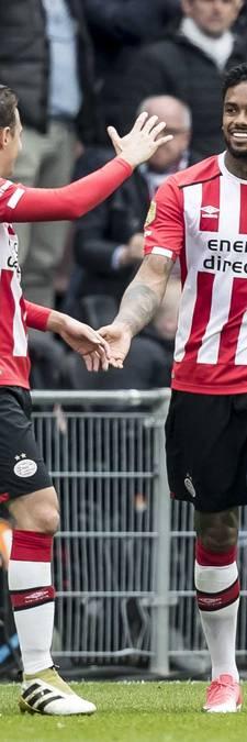 PSV wint van Ajax en geeft Feyenoord  enorme zwieper richting de titel