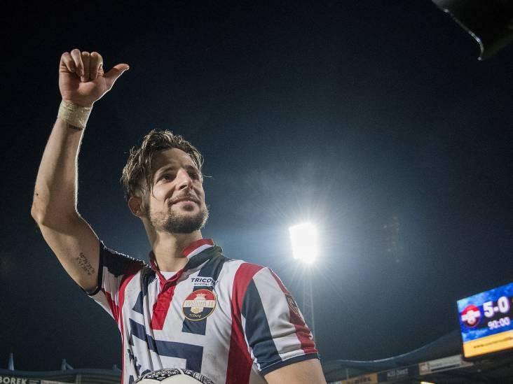 Fran Sol voor even terug bij Willem II: 'Misschien ben ik wel getuige van een nieuwe stunt tegen PSV'