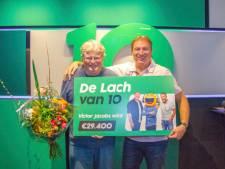 Baarnaar raadt lach van Jan Joost van Gangelen en wint 29.000 euro