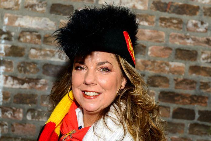 Anita Maas, minister van financiën in Oeteldonk