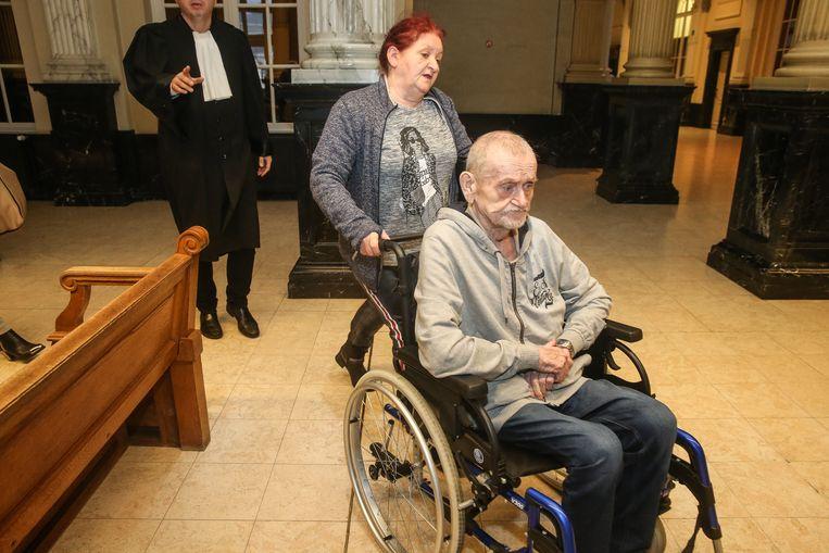 Prosper en Berlinda Van Der Borght in het Gentse hof van beroep.