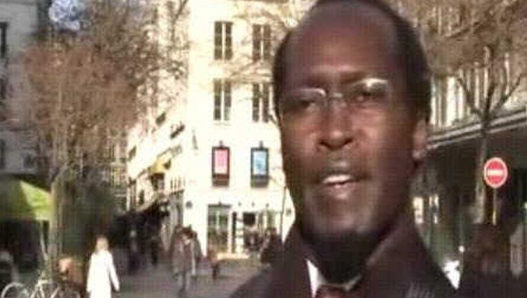Callixte Mbarushimana wordt verdacht van oorlogsmisdaden in Congo.