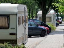 Ergernis over caravans in woonbuurten: 'Houd rekening met elkaar'